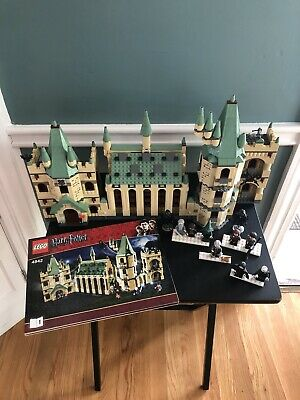 $ CDN55.62 • Buy LEGO Harry Potter Hogwarts Castle (4842) W/ Manuals And Minifigs - Retired