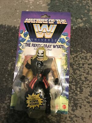 $26 • Buy Masters Of The WWE Universe The Fiend Bray Wyatt Wave 4 NEW MOTU MOC