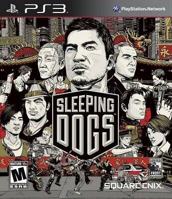 £8.85 • Buy Sleeping Dogs - Playstation 3 Game