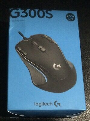 AU40 • Buy Logitech G300S (910-004347) Wired Gaming Mouse
