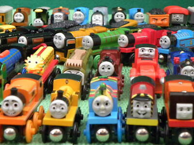 £5.95 • Buy CLEARANCE THOMAS & FRIENDS WOODEN RAILWAY Individual TRAINS For BRIO Engine Set