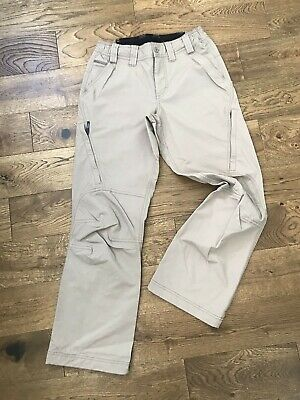 Vintage Berghaus Stone Hiking Walking Outdoor Trousers Size 8 • 13.99£