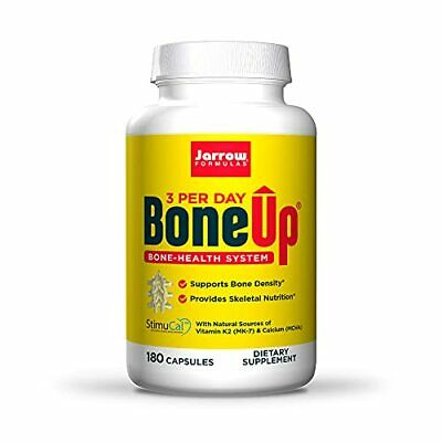 £22.02 • Buy Jarrow Formulas Bone-Up For Bone Density And Cardiovascular Health Capsules 1...