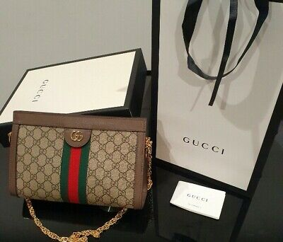 AU1300 • Buy Gucci Ophidia Small Shoulder Bag Authentic For Sale
