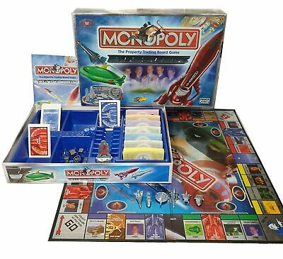 £12 • Buy Monopoly Thunderbirds Edition Classic Family Board Game