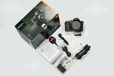 AU1074.49 • Buy Sony Alpha A7 24.3MP ILCE7 Low Shutter Full Frame Mirrorless Digital Camera Body