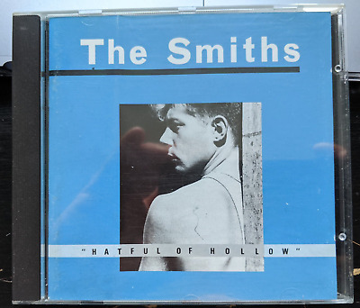 The Smiths – Hatful Of Hollow CD 1984 First Pressing No Barcode Morrissey • 22£