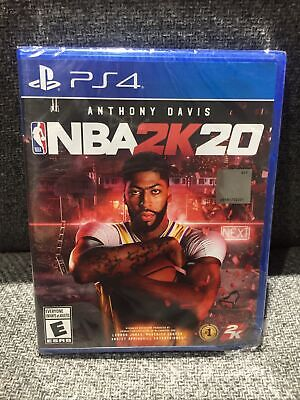 $ CDN16 • Buy Sony PlayStation 4 PS4 - NBA 2K20 - Anthony Davis New Factory Sealed Package