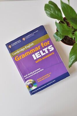 £3 • Buy Cambridge Grammar For IELTS Student's Book With Answers And Audio CD By Diana...