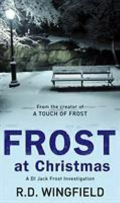 £4 • Buy Frost At Christmas Mass Market Paperbound R. D. Wingfield