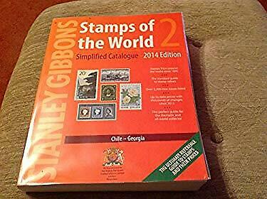 £16.88 • Buy Stamps Of The World : Stanley Gibbons Simplified Catalogue Paperback