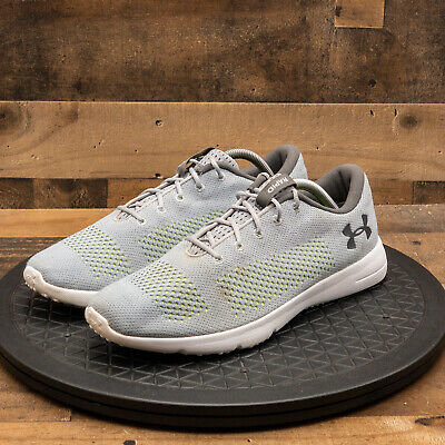 $ CDN36 • Buy Under Armour Rapid LE Womens Athletic Shoes Running Training Walk Gray Size 12