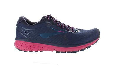$ CDN120.91 • Buy Brooks Womens Ghost 12 Navy/Majolica/Beetroot Running Shoes Size 8.5 (1637598)