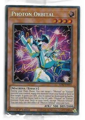 £6.29 • Buy YUGIOH - Photon Orbital - (Secret Rare - 1st Ed - LDS2-EN051) - Sealed