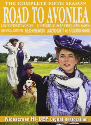 £45.74 • Buy Road To Avonlea:complete Fifth Season Dvd New