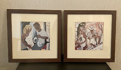 £49.99 • Buy Pierre Farel Framed Print Picture Modern Wall Music / Band Art
