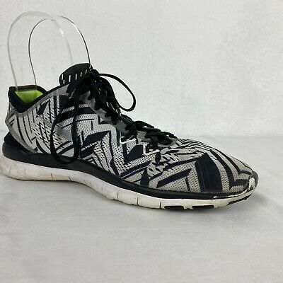 $ CDN15.05 • Buy Nike Free TR Fit 5 Womens Running Athletic Shoes Black White 704695-001 Size 8.5