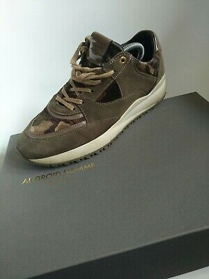 £46 • Buy Android Homme Mens Trainers Size 7 Camouflage Belter Designer Shoes