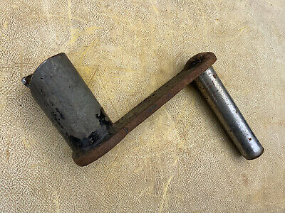 £30 • Buy Wolseley WD Stationary Engine Starting Handle (home Made).
