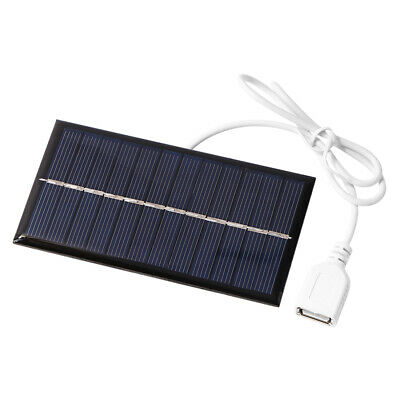 £4.79 • Buy 1W 6V Mini Solar Panel DIY Solar System For Phone Power Bank Cell Chargers UK