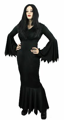 $ CDN25.54 • Buy XL Ladies Black Gothic Vampire Vampiress Halloween Fancy Dress Costume TV Film