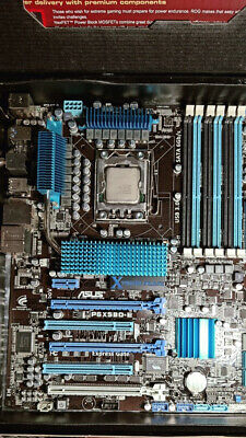 $ CDN145.58 • Buy Asus P6X58D-E LGA 1366 Motherboard, Core I7 950 3.06GHZ ,no I/O Shield