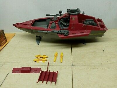 $ CDN19.96 • Buy Vintage GI Joe Cobra Hydrofoil Moray Not Complete