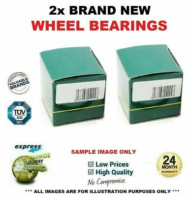AU291.34 • Buy 2x Front Axle WHEEL BEARINGS For PEUGEOT BOXER Bus 2.8 HDi 4x4 2000-2002