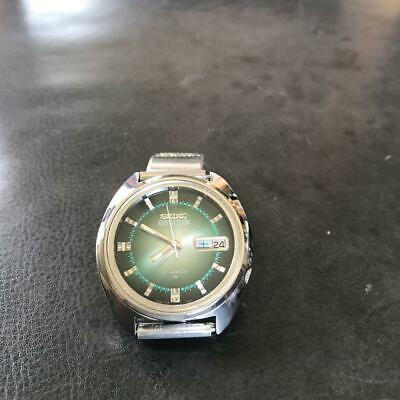 $ CDN206.90 • Buy Vintage Seiko 5 Actus 7019-7210 Automatic 21Jewels Green Dial Mens Watch
