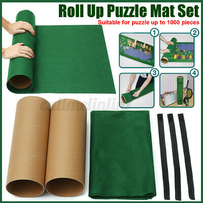 £13.47 • Buy Puzzle Mat Board Roll Up Storage Tube Holder Organizer Save To 1000pcs  A