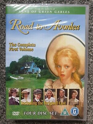 £27.50 • Buy Road To Avonlea: The Complete First Volume (DVD, 2005, 4-Disc Set), New & Sealed