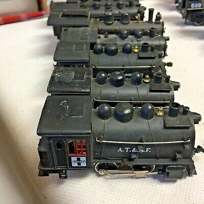 $ CDN24.85 • Buy (HO) Vintage Steam Engines Trains Sold By The Piece Excellent No-Box Untested