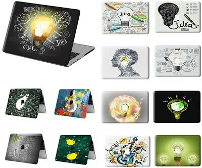$14.63 • Buy Painting Pattern Laptop Accessories Shell For New Mac Macbook KB Cover Hard Case