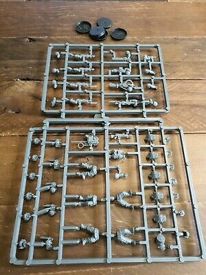 £9.30 • Buy Astra Militarum Cadian Shock Troops Infantry Sprue X5 Special Weapons And Bases