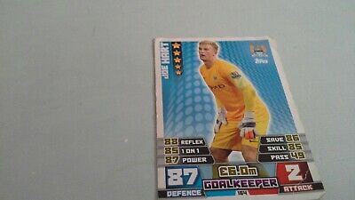 £0.40 • Buy Match Attax 2014/15 JOE HART