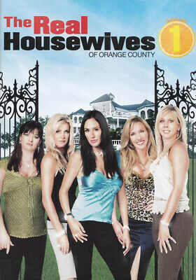£9.22 • Buy The Real Housewives Of Orange County Season 1 New Dvd