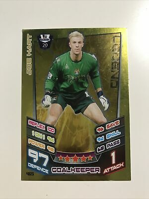 £0.99 • Buy Match Attax Joe Hart Legend