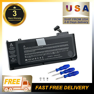 $18.80 • Buy A1322 A1278 Battery For Apple MacBook Pro 13 '' 2009 2010 2011 2012 Unibody