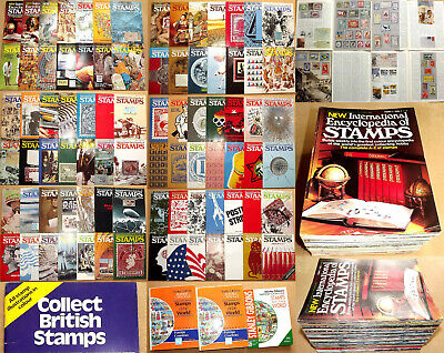 £59.95 • Buy International Encyclopedia Of Stamps - Plus FREE Stamps Of The World Catalogues