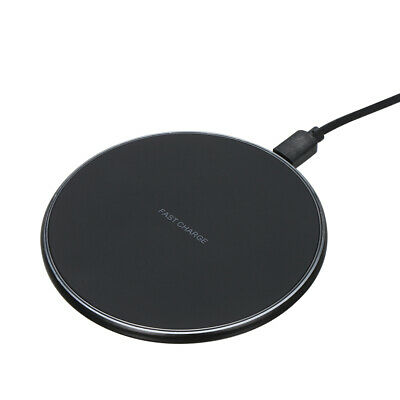 $ CDN15.72 • Buy Qi Wireless Charger Charging Pad For Samsung Galaxy S6 S7 Edge S8 S9 Plus B2G5