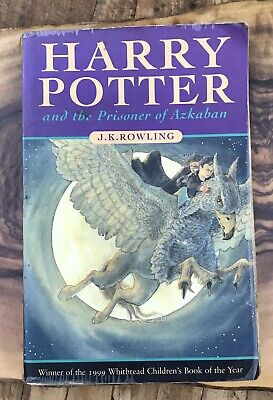 $ CDN60 • Buy Harry Potter Book Prisoner Of Azkaban J.K. Rowling
