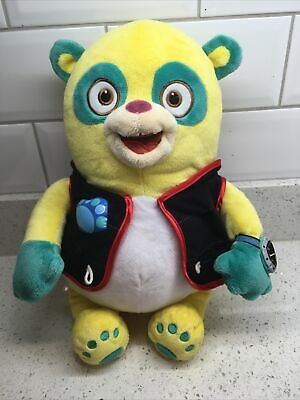 £4 • Buy Disney Store Special Agent Oso. 15in Plush Soft Toy Stuffed Panda Bear