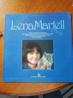 £1.50 • Buy Lena Martell - Today -  Vinyl LP - Uk