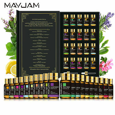 AU7.99 • Buy 100% Pure Essential Oil Diffuser Fragrances Oil For Candle Making Aromatherapy