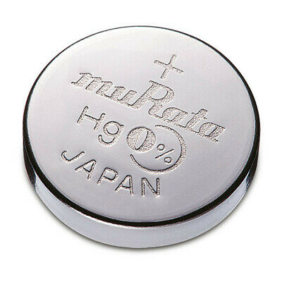 £1.89 • Buy MURATA ( Was SONY ) Quality Silver Oxide Watch Battery Japan 1.55v