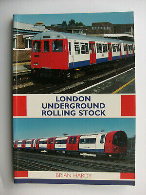 £9.95 • Buy 1997 London Underground Rolling Stock 14th Edn Brian Hardy Capital Transport
