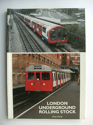 £8.95 • Buy 1993 London Underground Rolling Stock 13th Edn Brian Hardy Capital Transport
