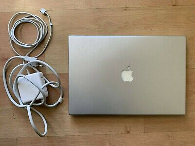 $50 • Buy Early 2008 15inch Apple Macbook Pro - A1260 - MB134LL/A - 2.5GHz - Parts Only