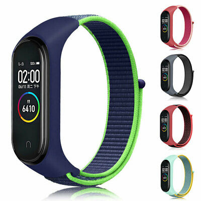 $2.49 • Buy Solid Wrist Strap Silicone Bracelets Breathable Wristband For Xiaomi Mi Band3456
