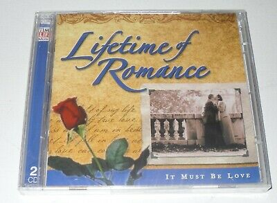 £3.99 • Buy New Sealed:lifetime Of Romance/it Must Be Love-various Artists - 2cd Free P&p Uk